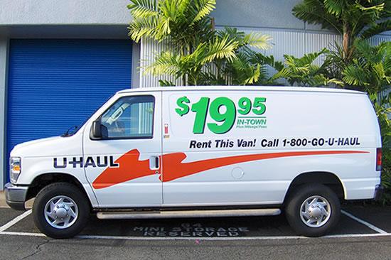 Uhaul truck rental 800 number
